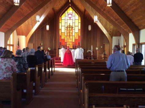 St. Pauls - Bishops Visit 2016.5