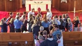 St. Pauls - Bishops Visit 2016.7