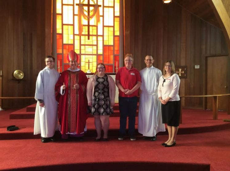 St. Pauls - Bishops Visit 2016.8