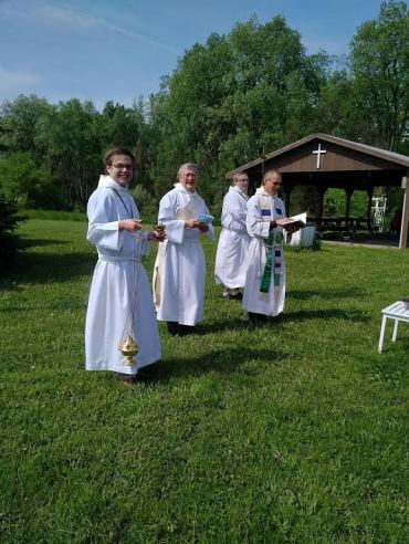 Rogation Sunday1