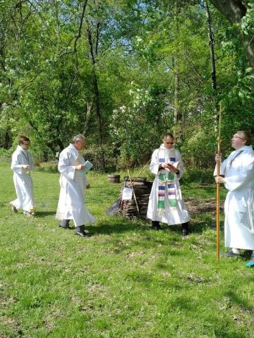 Rogation Sunday2